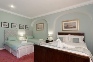 Elveden Suite: Hockwold Hall