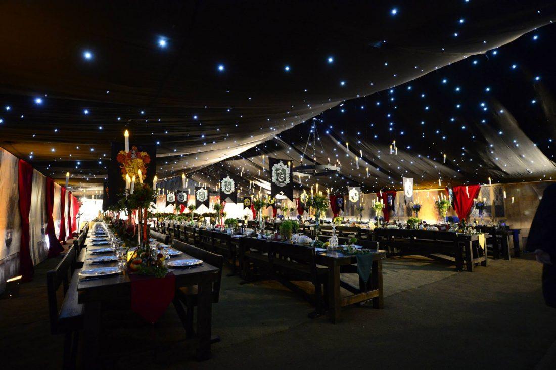 Wedding Marquee in Norfolk