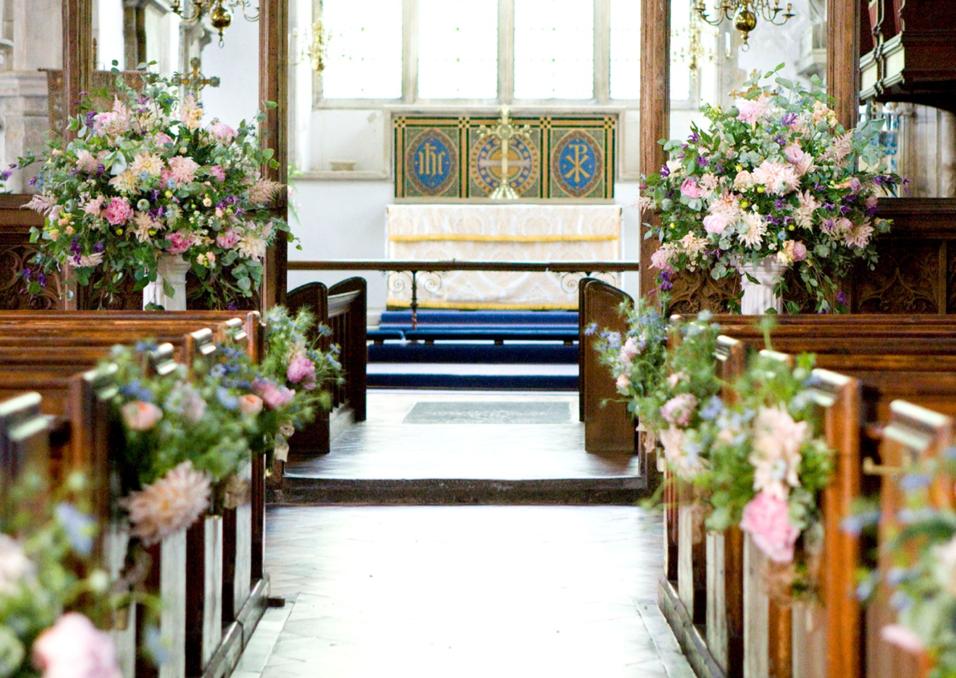 Guide To Wedding Venue Flowers By Jades Flower Design
