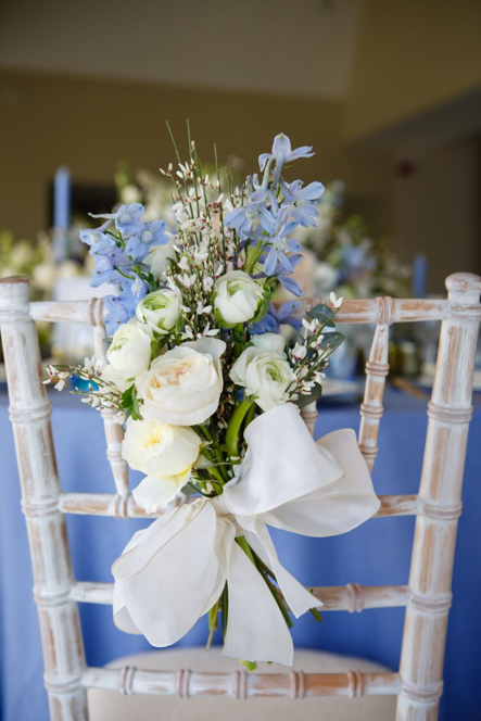 Wedding Flower Chair Designs