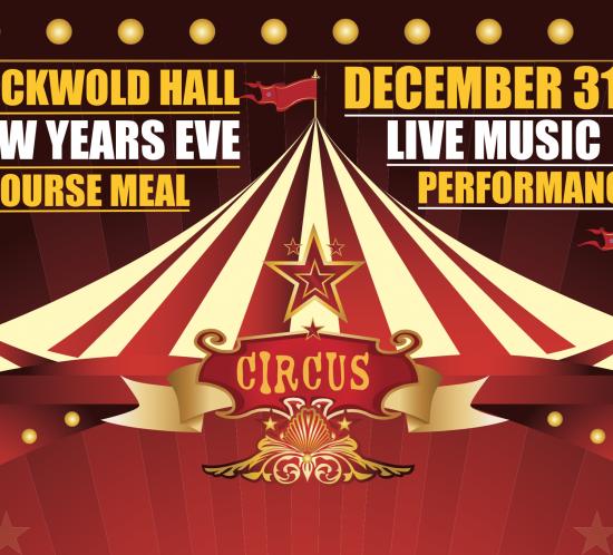 New Years Eve: Hockwold Hall Norfolk