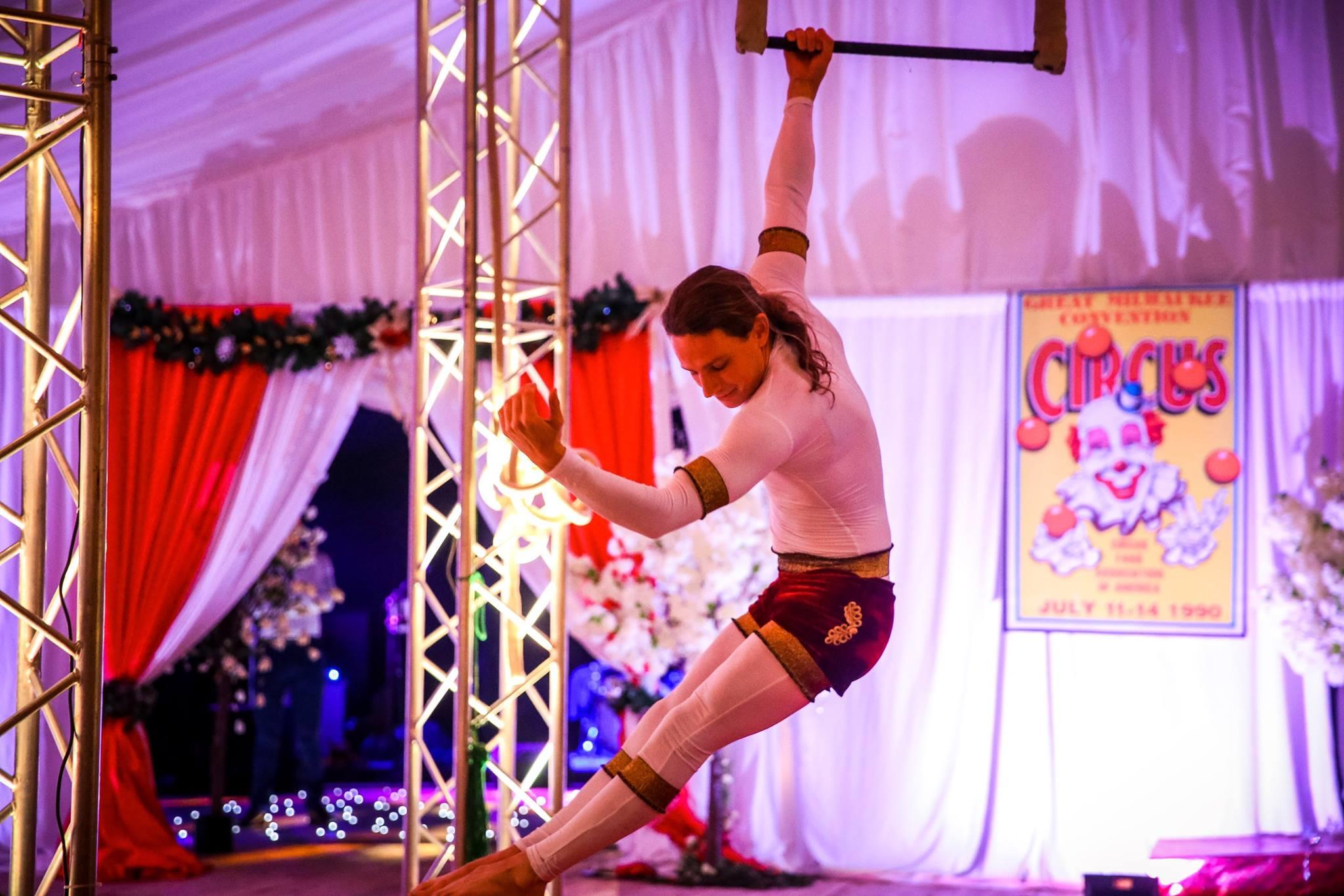 Pendragon Circus: New Year Circus themed Gala Event