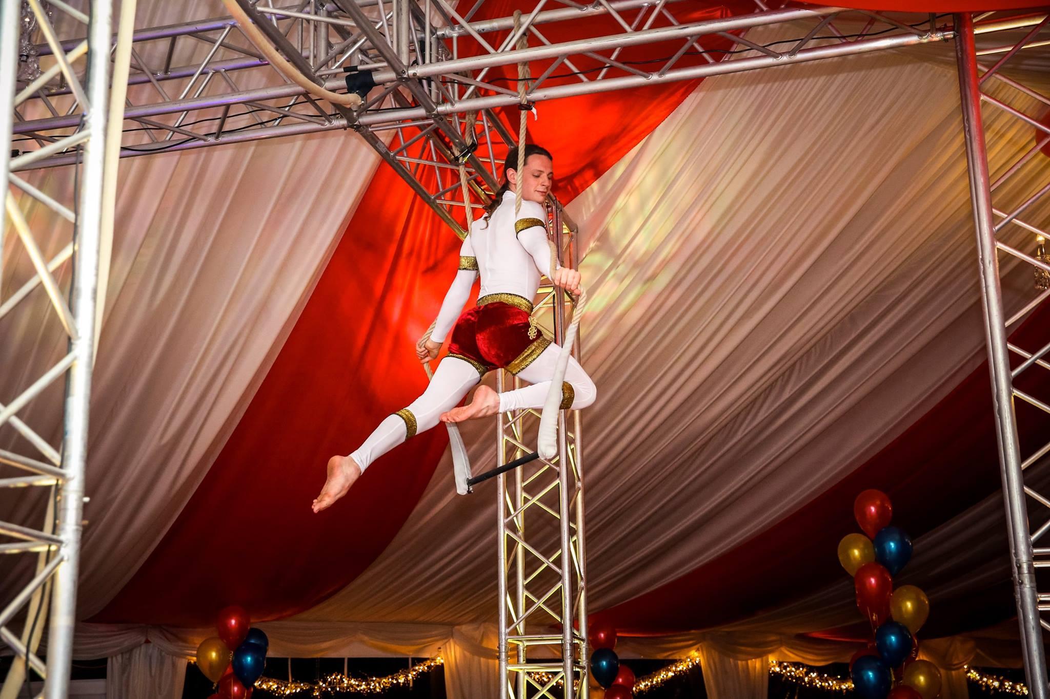 Pendragon Circus: New Years Eve Circus Gala