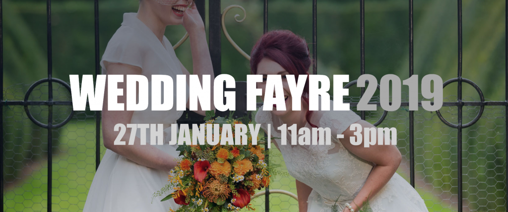 Hockwold Hall: Wedding Fayre January 2019