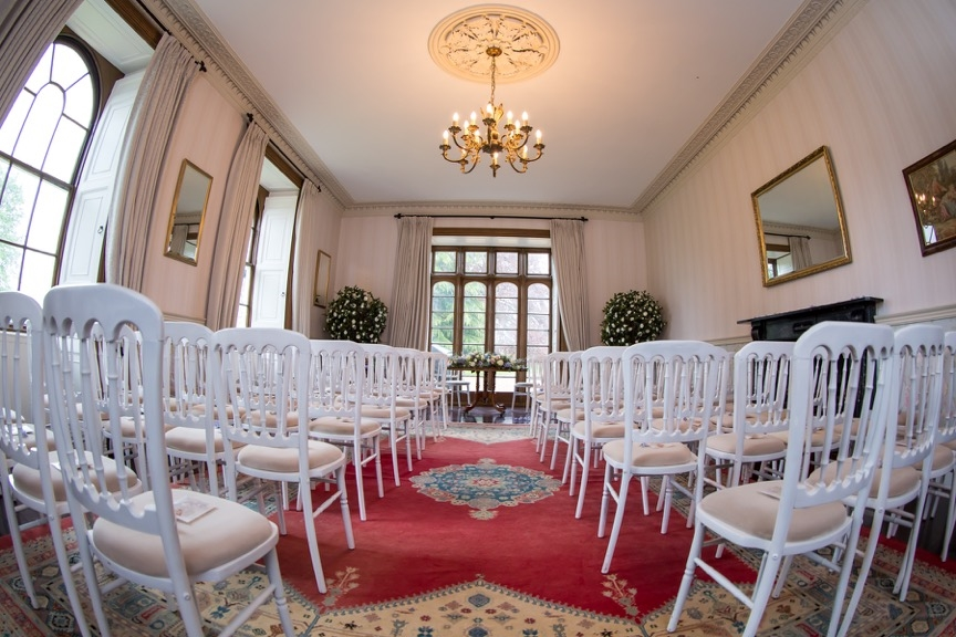Hockwold Hall: Licensed Ceremony Room
