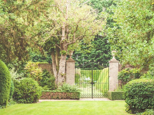 Garden at Hockwold Hall