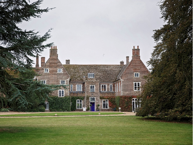 Hockwold Hall Former Royal Residence