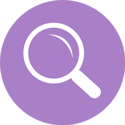 viewing icon